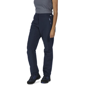 Regatta Highton Stretch Overtrousers Women, navy